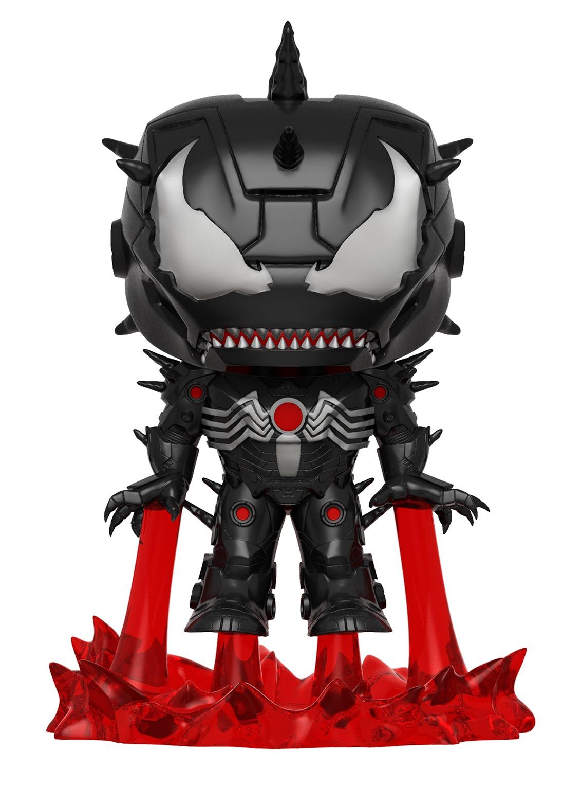 Marvel: Venomized Iron Man - Pop! Vinyl Figure image