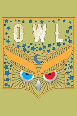 Owl by Books by 3am Shopper