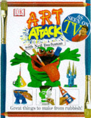 """Art Attack"" by Neil Buchanan image"