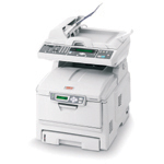 Oki Colour Laser Multifunction Printer A4 C5540MFP