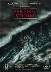 The Perfect Storm on DVD