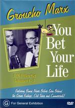 Groucho Marx You Bet Your Life Volume 1-3 (3 Disc) on DVD