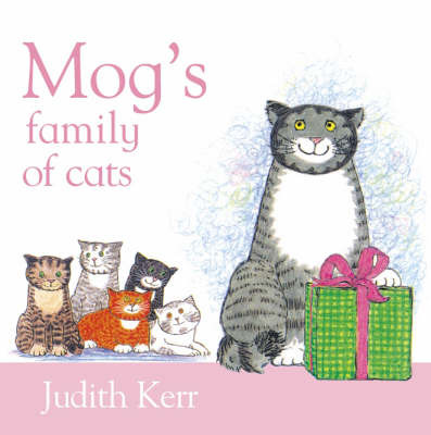 Mog's Family of Cats by Judith Kerr