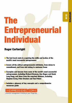 The Entrepreunerial Individual by Roger Cartwright