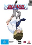 Bleach Collection 08 (Eps 122-133) DVD
