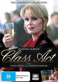 Class Act - The Complete Collection on DVD