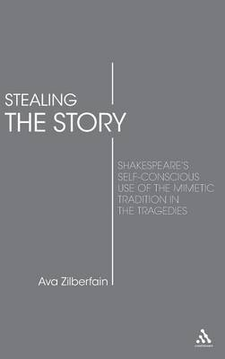 Stealing the Story by Ava Zilberfain image