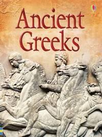 Ancient Greeks by Stephanie Turnbull