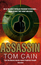 Assassin by Tom Cain image