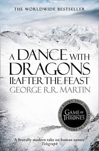 A Dance With Dragons: Part 2 After the Feast by George R.R. Martin image