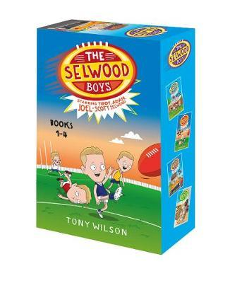 The Selwood Boys Box Set (Books 1-4) by Tony Wilson image