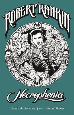 Necrophenia by Robert Rankin image