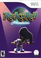 Rock n Roll Adventures for Nintendo Wii