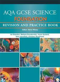 AQA GCSE Foundation Science by Ian Brandon image