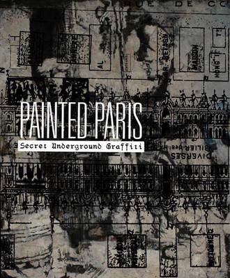 Painted Paris by Gilles Tondini