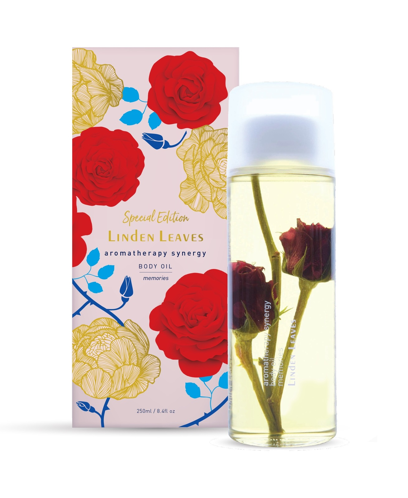 Linden Leaves Memories Body Oil - Special Edition (250ml) image