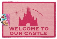 Disney Princess - Welcome To Our Castle Door Mat