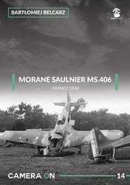 Morane Saulnier Ms.406 by Bartlomiej Belcarz
