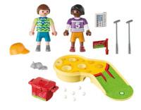 Playmobil: Special Plus - Children Minigolfing (9439)