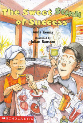 Sweet Stink of Success by Anna Kenna image