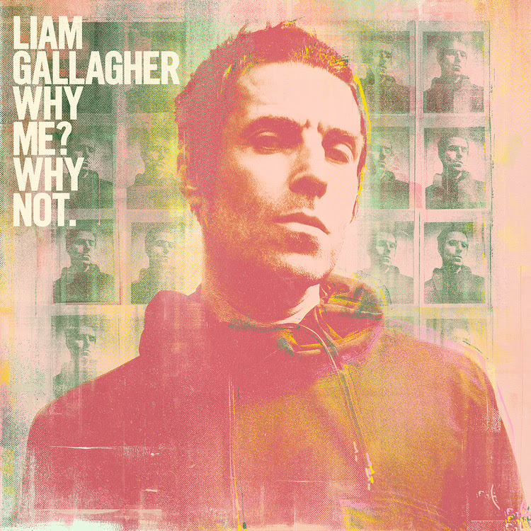 Why Me? Why Not. (Limited Edition) by Liam Gallagher image