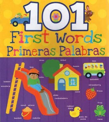 101 First Words / Primeras Palabras by Flying Frog Press