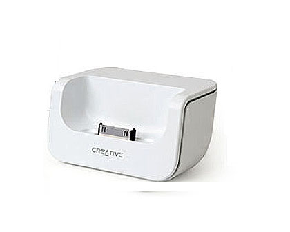 CREATIVE LABS Creative Labs Docking stand for Zen Vision M image