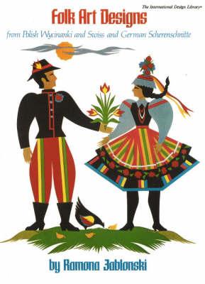 Folk Art Designs by Ramona Jablonski image