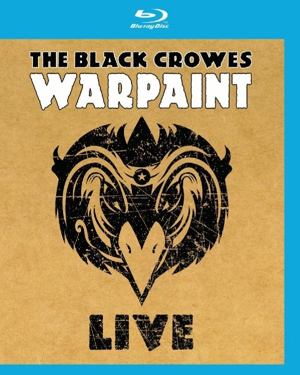 The Black Crowes: Warpaint Live on Blu-ray image
