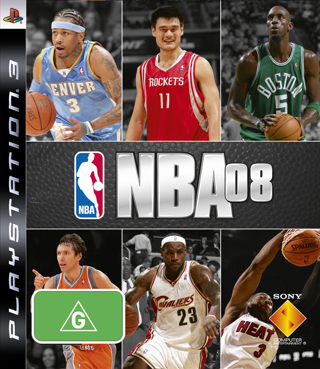 NBA '08 for PS3