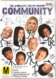 Community - The Complete Third Season DVD