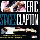 Stages by Eric Clapton