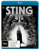 WWE - Sting: Into The Light on Blu-ray