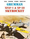 Grumman XF5F-1 & XP-50 Skyrocket by David Lucabaugh