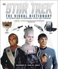 Star Trek The Visual Dictionary by Paul Ruditis