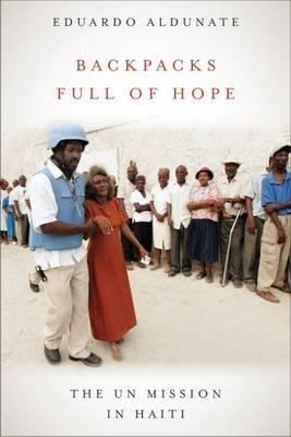 Backpacks Full of Hope by Eduardo Aldunate