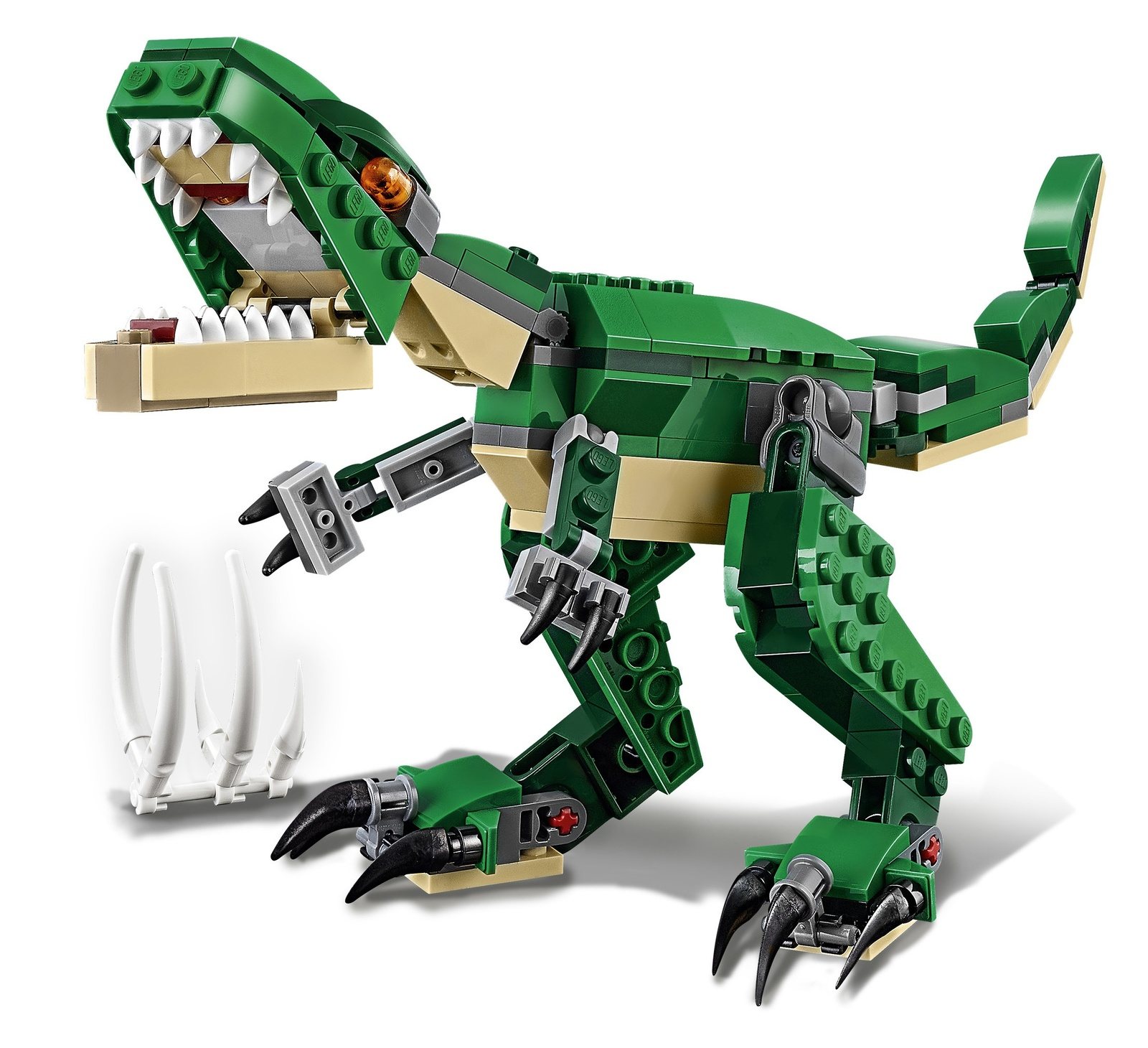 FAST /& FREE SHIPPING LEGO Creator Mighty Dinosaurs toy 174 pcs