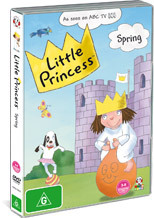 Little Princess - Spring on DVD