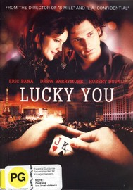 Lucky You on DVD