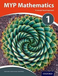 MYP Mathematics 1 by David Weber