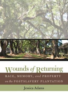 Wounds of Returning by Jessica Adams