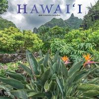 Hawaii 2019 Square Wall Calendar by Inc Browntrout Publishers image