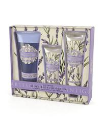 Aromas Artesanales De Antigua: Bath Collection - Lavender
