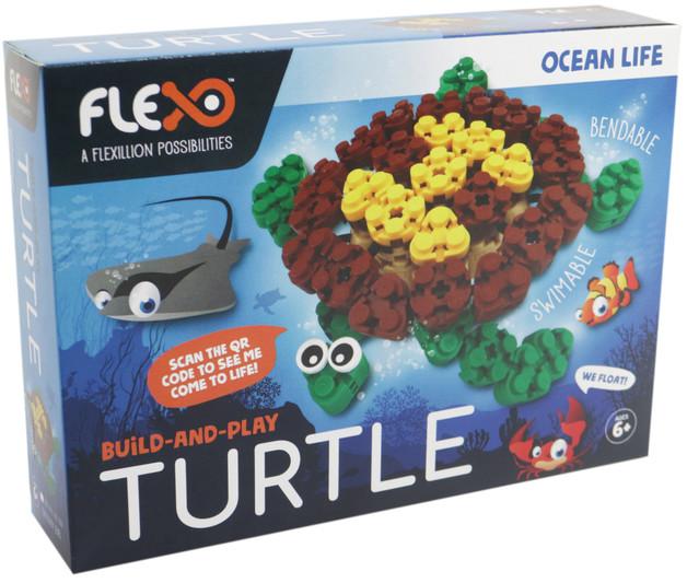 Flexo: Ocean Life Kit - Turtle