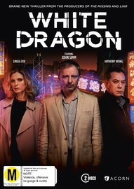 White Dragon: The Complete First Season on DVD