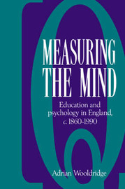 Measuring the Mind by Adrian Wooldridge image