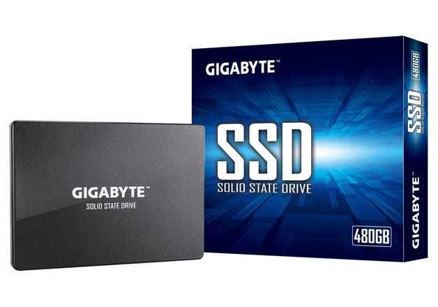 "480GB Gigabyte 2.5"" SATA 3.0 SSD"