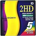 Sony Floppy Disks 1.44MB 10 Pk