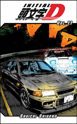 Initial D: v. 11 by Shuichi Shigeno image