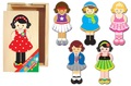 Fun Factory: Dress Up Girl